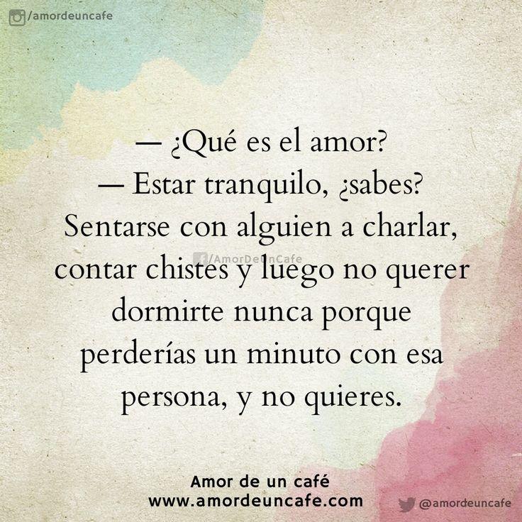 Ahhh el amor!