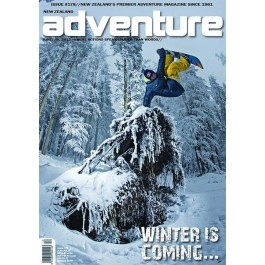 Subscription to NZ Adventure