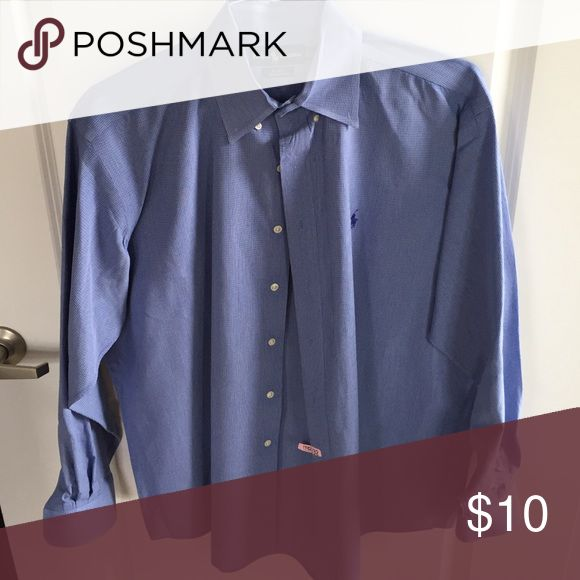 Ralph Lauren Dress Shirt Long Sleeve Button Down Dress Shirt Ralph Lauren Shirts Dress Shirts