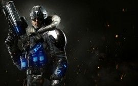 WALLPAPERS HD: Injustice 2 Captain Cold