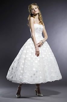 Polka Dot Delights - Michelle Roth dress
