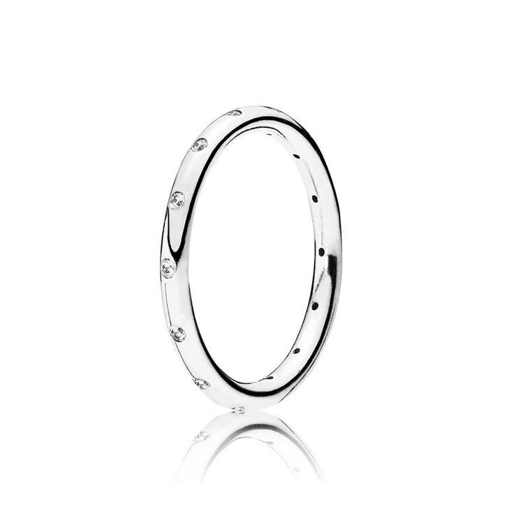 Tröpfchen Ring Silber - Pandora DE | PANDORA eSTORE
