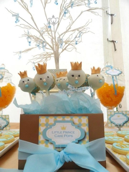 prince themed baby shower styling by theme my party c gold anf baby