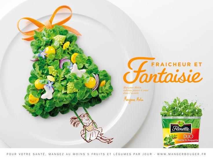 イマジネーションをかき立てる!料理の楽しさを巧みに表現した楽しい広告   AdGang