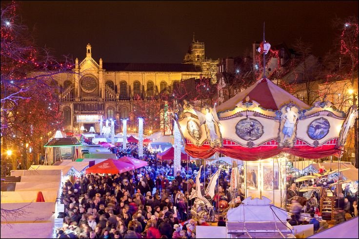 Christmas in Brussels