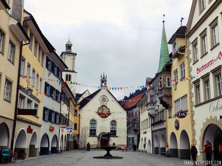 Visiting Feldkirch Vorarlberg Austria