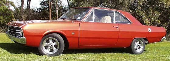 Chrysler Valiant VG 1969