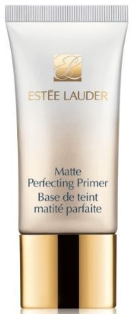 Love Estee Lauder Matte Perfecting Primer for helping to keep skin shine-free!