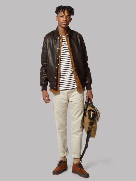 Levi's Vintage Clothing 519 Bedford Pants (Fog Rigid)