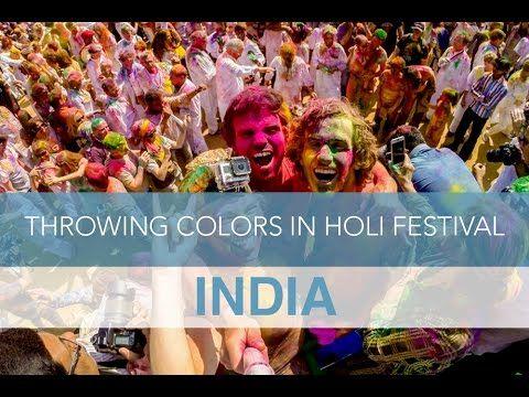 India: Holi Festival   Seek The World