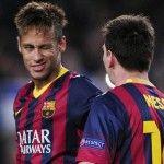 Barcelona quiere tener a Neymar en 2015 en buen nivel