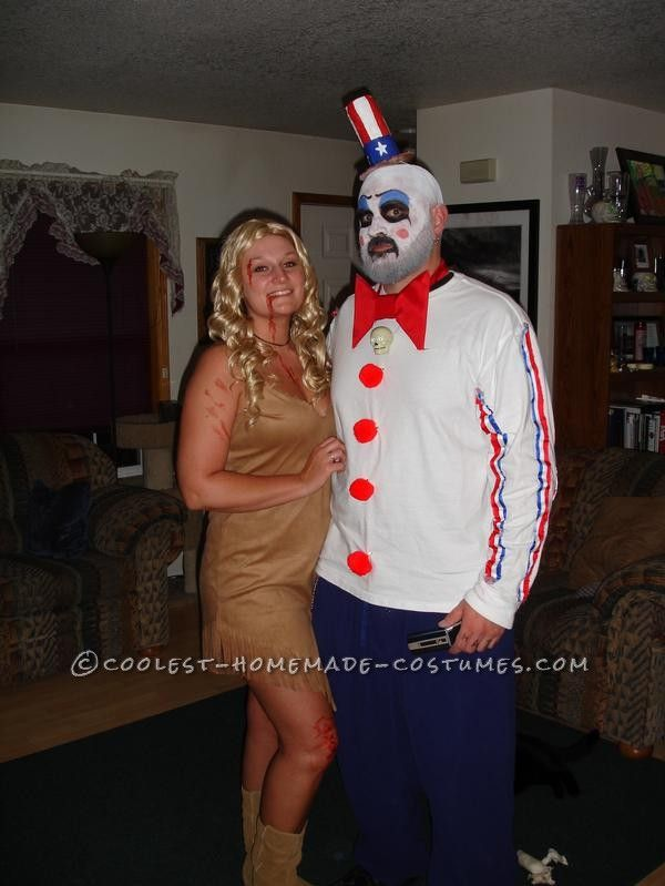 Coolest Captain Spaulding Costume from House of 1,000 Corpses - 2