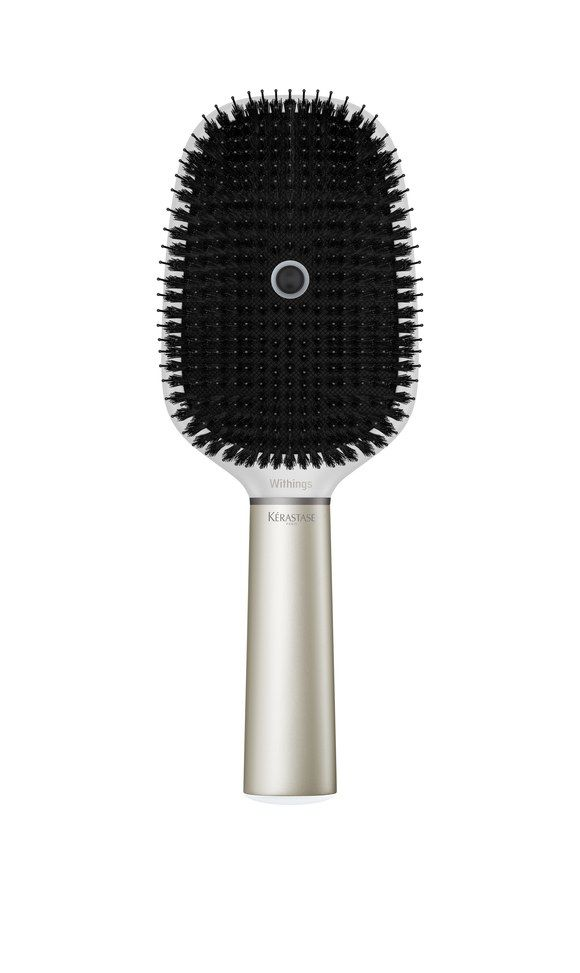 6 Things You Didn T Know About The New Kérastase Smart Brush Hair Brush Kerastase Hair Kerastase