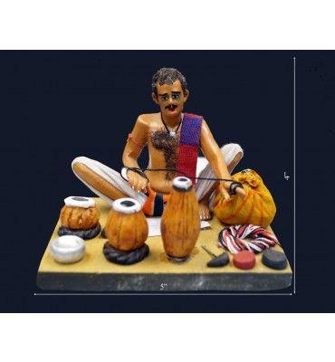 Musical Instrument Maker outdoor decoratives @ Rs 800 http://www.krafthub.com/musical-instrument-maker.html