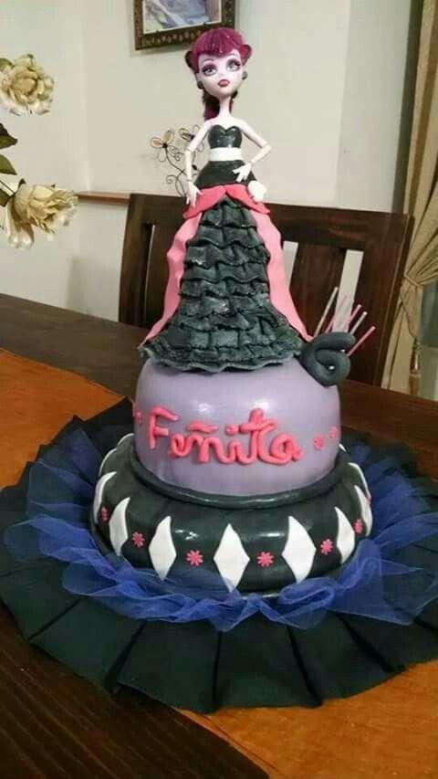 Torta de Monster Hight