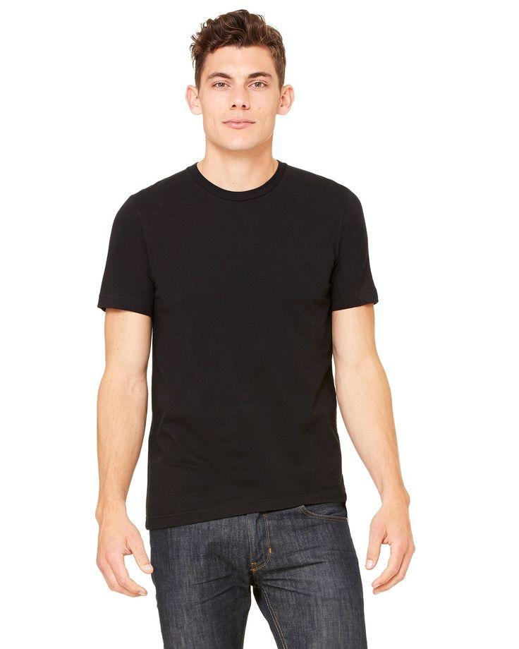 3001C Bella + Canvas Jersey Short-Sleeve T-Shirt