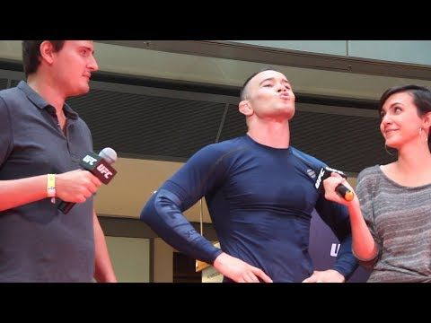 MMA UFC Sao Paulo: 'Bad Guy' Colby Covington Booed by Brazilian Fans at Open Workouts