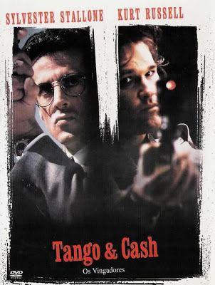 Tango e Cash: Os Vingadores Dublado