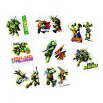 Teenage Mutant Ninja Turtles Tattoo Favours