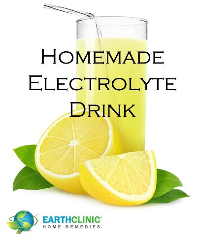 In hot weather, it's important to not only stay hydrated but replenish your electrolytes. Try our homemade electrolyte drink and let us know what you think!   http://www.earthclinic.com/Remedies/how-to-make-homemade-electrolyte-drink.html