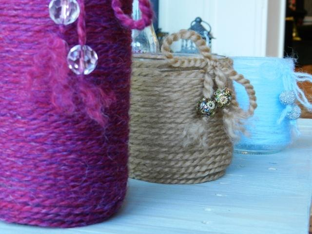 Reciclar tarros...Luz Antigua, Of Bottles, En Eso, Do, Sweet, The, Things, En Algo, Reciclar Tarros