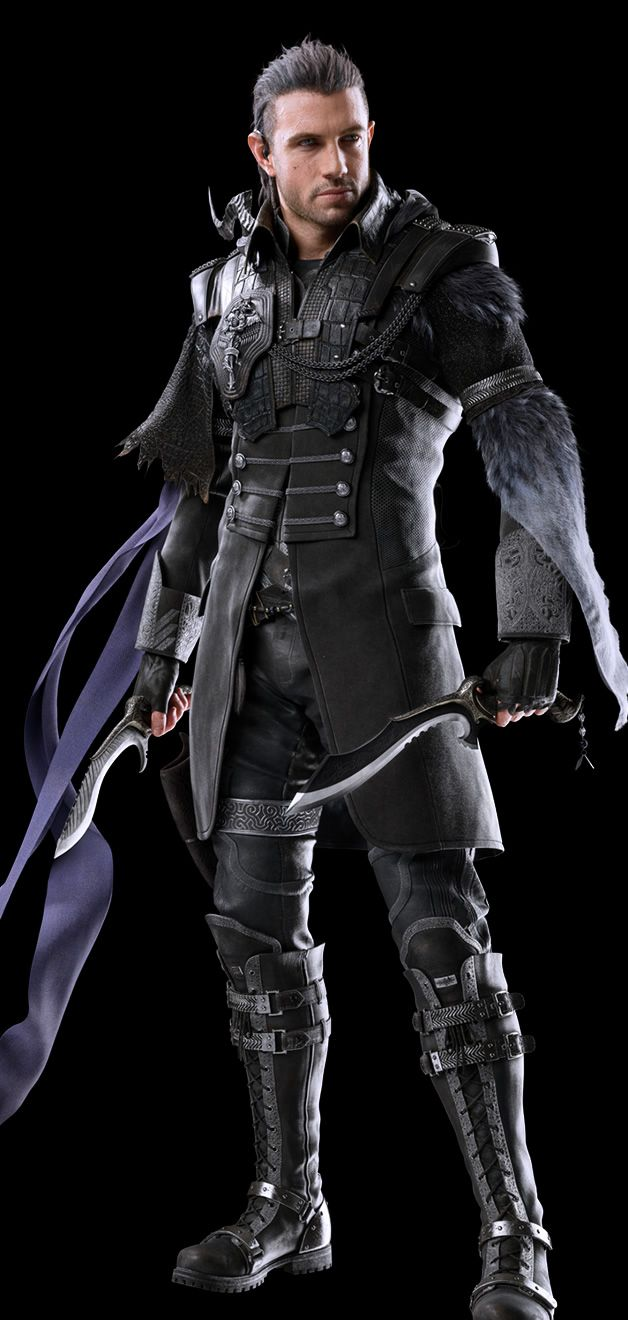 Nyx Ulric - Kingsglaive: Final Fantasy XV
