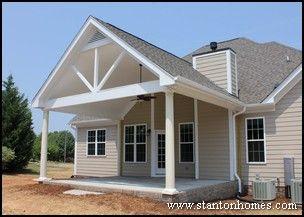 porch styles | Custom Home Building and Design Blog | Home ...