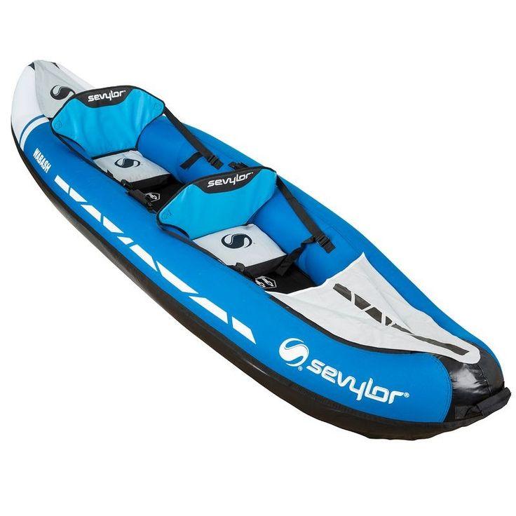 Je loue mon Kayak gonflable Sevylor 1 ou 2 places. Il est fourni avec ses 2 pagaies, 2 gilets de  sauvetage, une pompe à pied et son sac à dos de transport ( possibilité de sac étanche sur demande ). Très léger il peut être transporté facilement par une seule personne. J'ai l'habitude de partir seul ou avec ma compagne en ballade sur le lac.