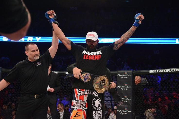 Bellator: Liam McGeary Becomes MMA's First Champion | BadCulture.net | by Jeandra LeBeauf