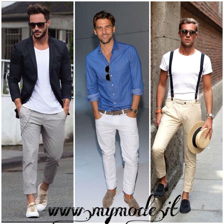 Summer trends moda uomo