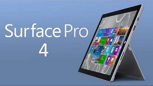 Surface Pro 4: pletykák, hírek egy helyen