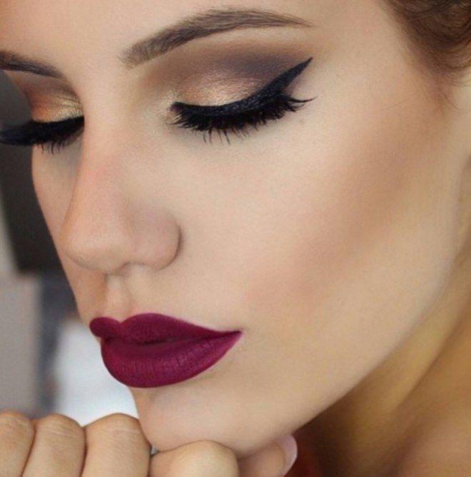 Ideas de maquillaje para esta Nochevieja