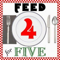 Feed a Family of 4 for $5.00 - Cheap and easy MEALS for $5.00