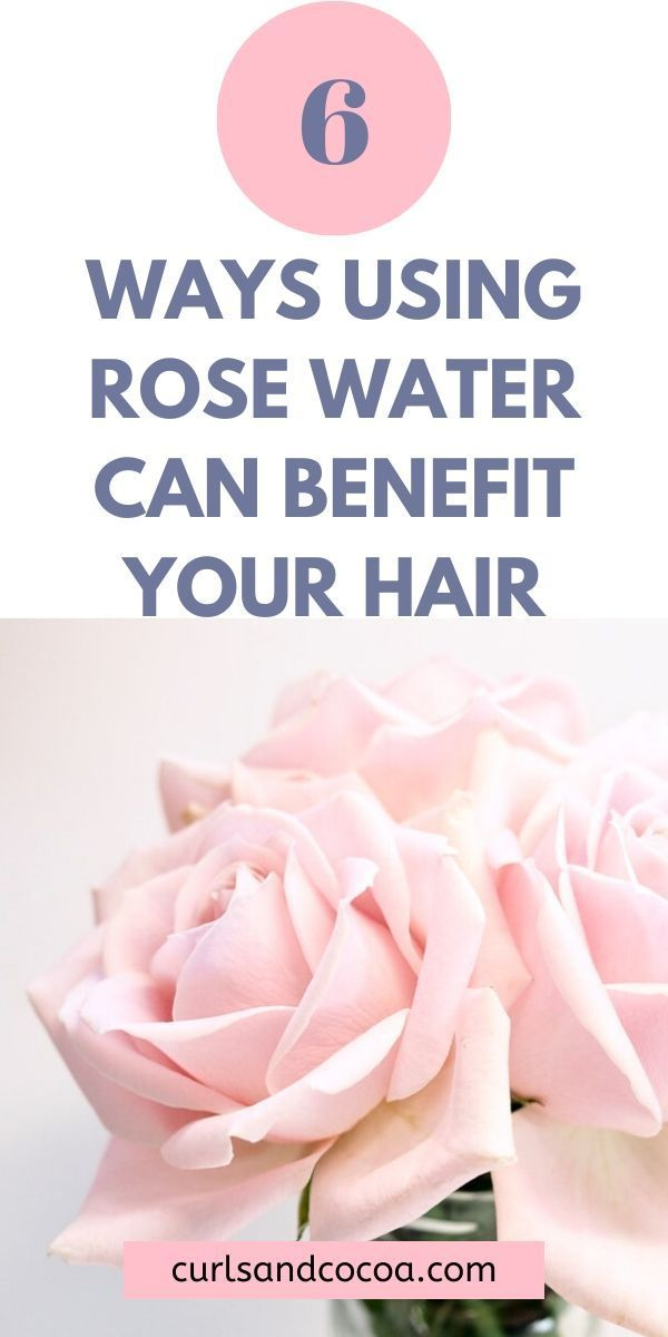 Rose Water For Hair 6 Ways You Can Use It To Your Benefit Rose Water Benefits Hair Natural Hair Regimen Dry Brittle Hair