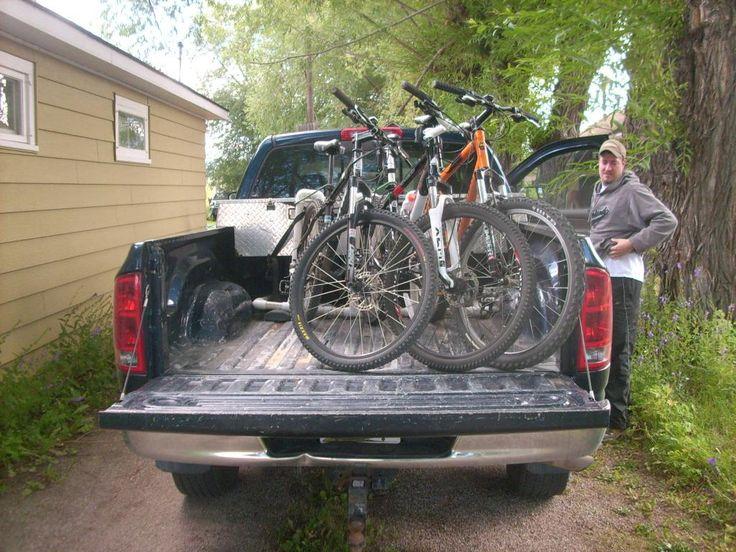 Best 25+ Truck bed bike rack ideas on Pinterest | Pvc bike ...