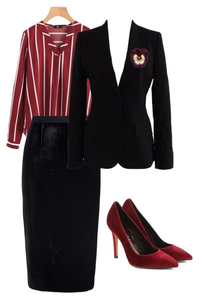 """""""9"""" by explorer-14916524201 on Polyvore featuring Roland Mouret and Dolce&Gabbana"""