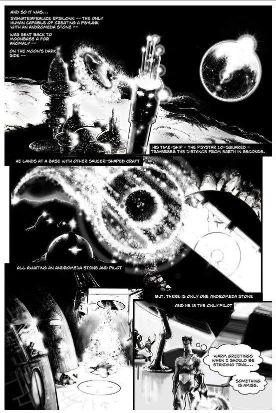 Are you a comic artist? Check out the lettering the Anomalies artist created using Comic Life. http://dangercomicscorp.com/anomalies-from-the-beginning/