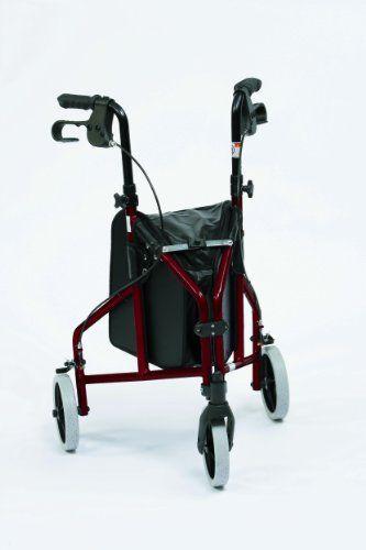 #puericultura Drive Medical Triwalker – Andador con tres ruedas (aluminio)