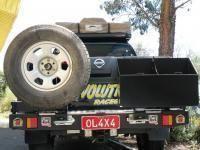 D40 4wd Twin Wheel Carrier