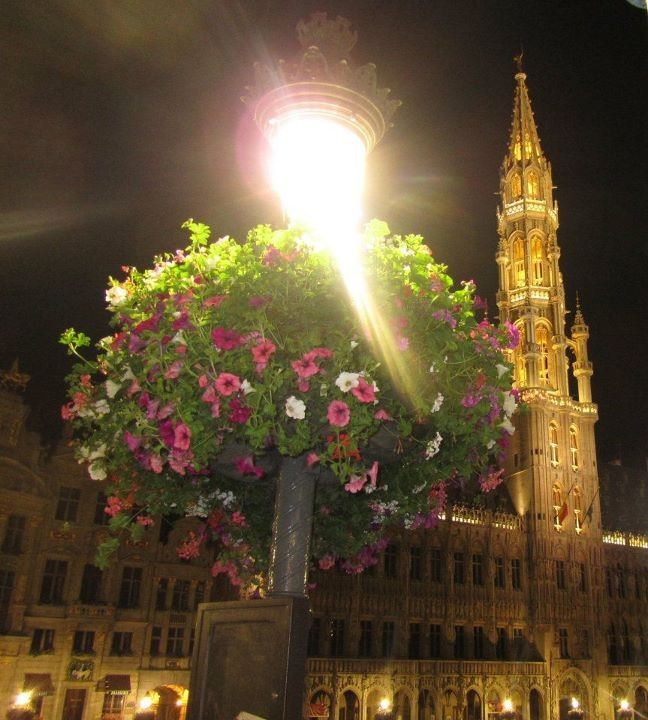 Grand Place - Brussels. <3
