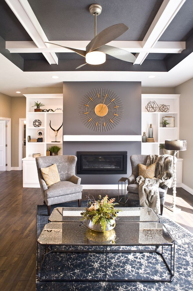 Living Room Storage Great Built Ins Open Display Shelves Custom Cabinets Family Cabinetry Fireplace Surround