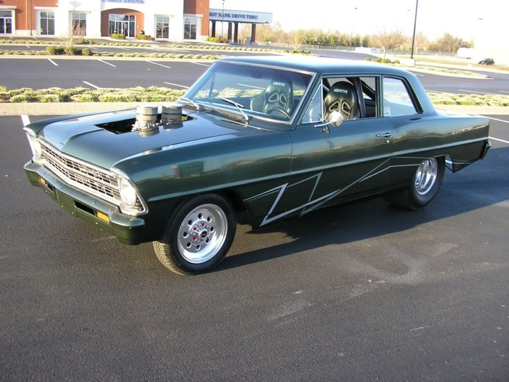 1967 Chevrolet Nova PRO STREET