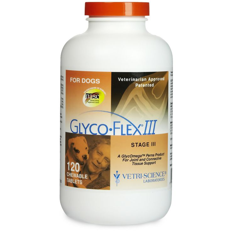 Glyco Flex III (120 Tablets)
