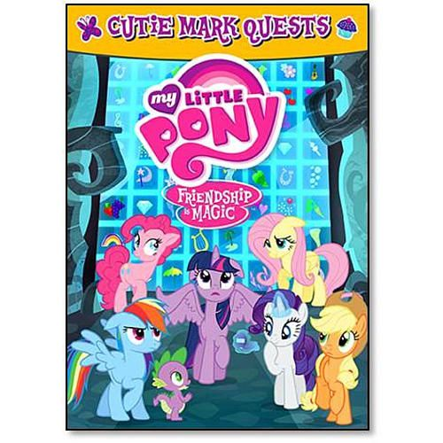 Each cutie mark is a unique symbol of what makes each pony special. Join Twilight Sparkle and her best friends as they use their special talents and the magic of friendship to keep Ponyland safe and fun!