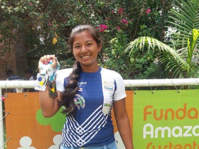 Yaci, a indígena que tem tudo para brilhar nas Olimpíadas  Ela venceu a seletiva de tiro com arco e está na reta final para compor a equipe que representará o Brasil nos jogos