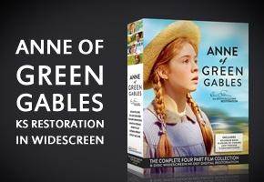 Anne of Green Gables: The Kevin Sullivan Restoration