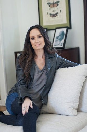 E! Queen Catt Sadler Gives Great Face In Her Hancock Park Home #Refinery29