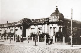 Antiguo Colegio Alemán, actualmente Escuela Francia