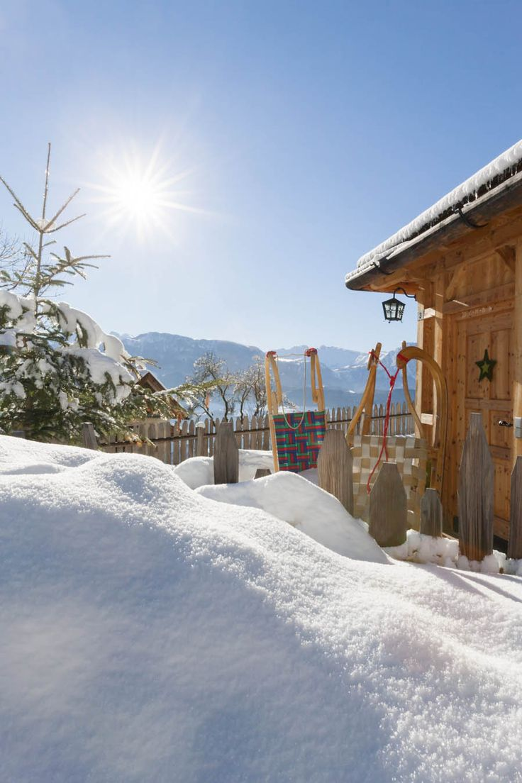 Like a fairytale: Farm Holidays in South Tyrol - Roter Hahn