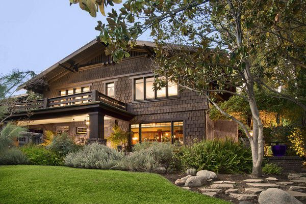 112 best home window and door project images on pinterest for Pasadena craftsman homes